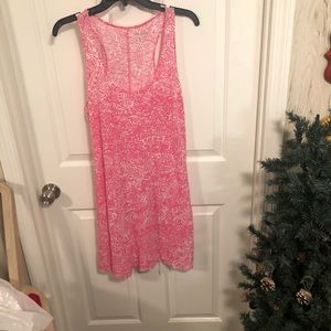 Lilly Pultizer Dress, EUC, Large